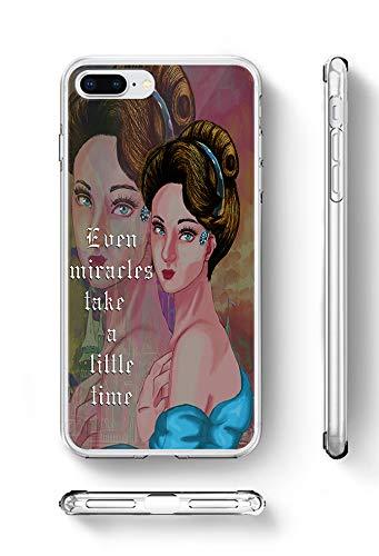 on sale 33015 57284 Amazon.com: Disney Princess Inspired Phone Case Modern Cinderella ...