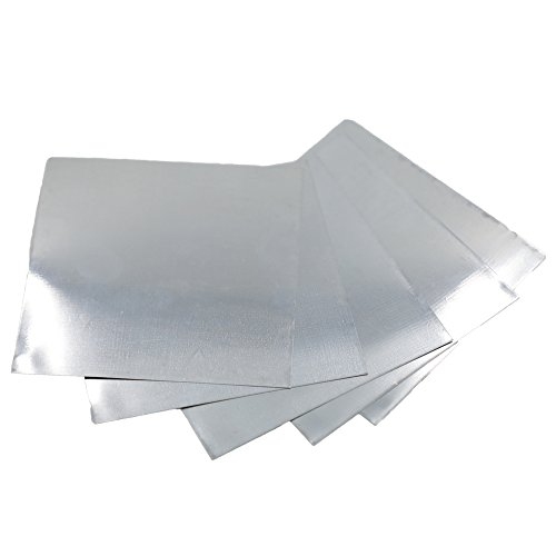 Diyi 5X Zinc Electrode Strip, 100mm Length x 100mm Width from DiER