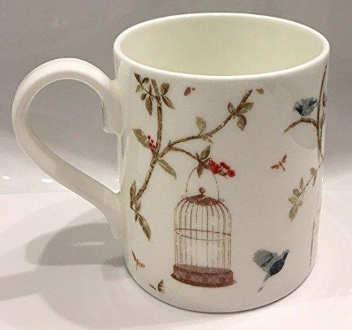 Roy Kirkham Nina Campbell Birdcage Walk Bone China Mug -