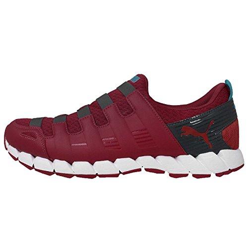 PUMA Men's Osu V4 Running Shoes Sneakers 18730604 (UK 8.5/ US Men 9.5/ Eur 42.5/ 27.5 CM;)