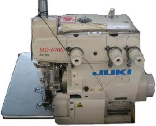Juki MO-6704S Industrial 3-Thread Overlock Sewing Machine