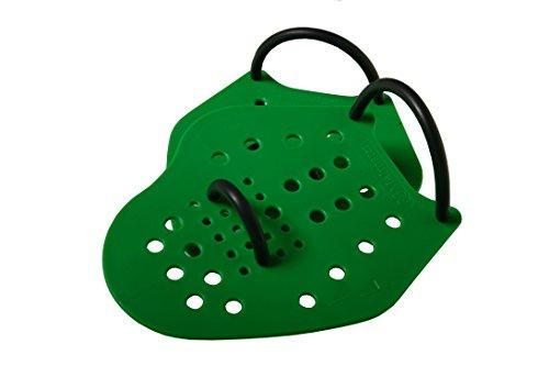 Malmsten Handpaddles Swim Power, Größe:S (grün)