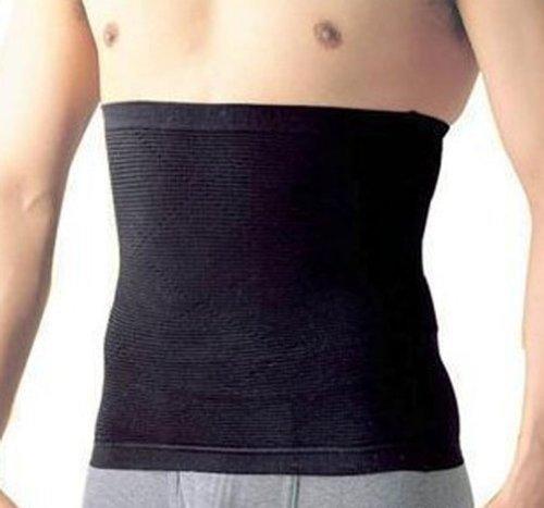 Smartele Hot Fashion Male Men Slimming Waist Trimmer Belt Body Shaper Lose Weight Belt Underclothes Beer Belly Waist Wrap Shaper...
