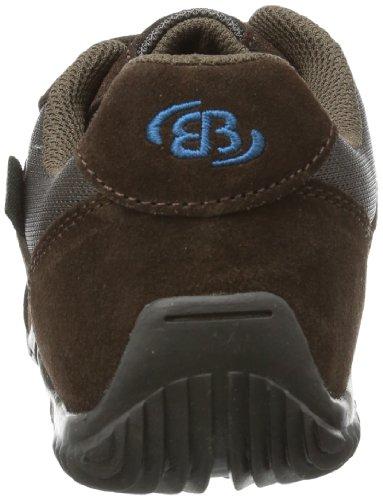 Damen Walkingschuhe Braun Blau Braun Racewalk Bruetting 0Oxw6w