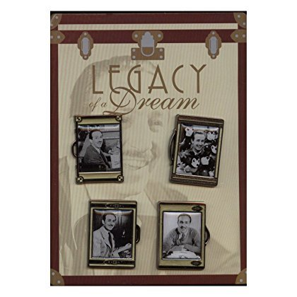 Disney Pin - Walt Disney Legacy of a Dream Booster Pack - 90828