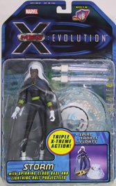 Used, X-Men Evolution Storm Figure by Toy Biz for sale  Delivered anywhere in USA