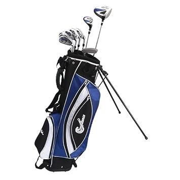 Juego de palos de Golf Confidence Power II híbridos Tripode ...