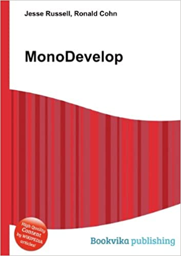 MonoDevelop: Amazon co uk: Ronald Cohn Jesse Russell: Books