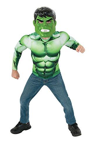 Marvel Hulk Muscle Chest Shirt Box Set -