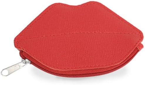 Monedero en forma de labios - Pack de 6 unidades: Amazon.es: Hogar