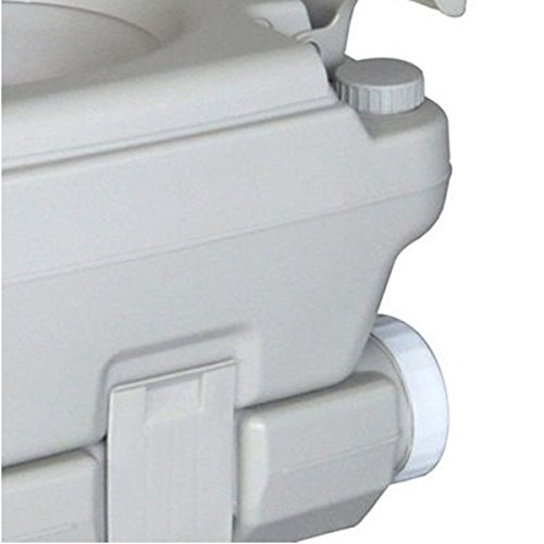 10L Portable TravelFlush Toilet Camping Potty Road Trip by FDInspiration (Image #1)