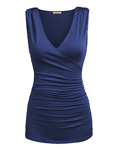 Ruched Spandex Wrap - 2