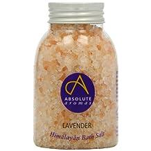 Absolute Aromas Lavender Himalayan Bath Salt 290g