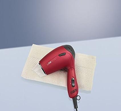 Viaje secador de pelo con difusor y forma Boquilla Secador haarfön pelo secador pelo secador harfön