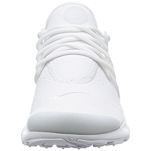 online retailer 705b2 d3201 Nike Womens W Air Presto PRM White/Grey Leather durable ...