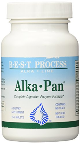 Alka-Pan by Morter HealthSystem – 150 Tablets
