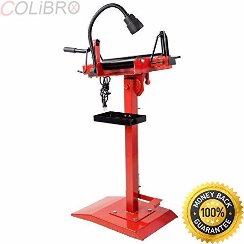 COLIBROX--Car Truck Tire Spreader Tire Changer ATV Auto air Tire Mount Demount Manual. manual tire spreader. air operated tire spreader. tire spreader harbor freight. best tire spreader amazon.
