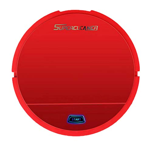 Auto Home Automatic Sweeping Dust Smart Robot Vacuum Cleaner (red)