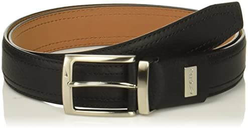 [해외]Nike Men`s G-Flex Pebble Grain Leather Belt / Nike Men`s Standard G-Flex Pebble Grain Leather Belt, black, 38