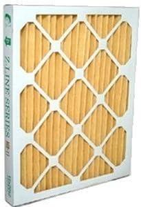 16x 25x 11merv ofenfilters (6Stück), von glasfloss