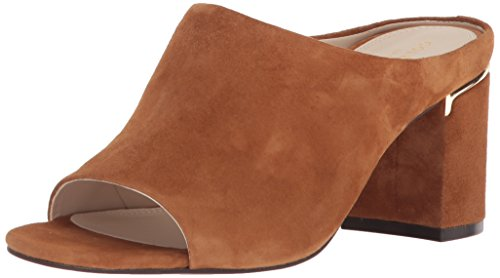 Cole Haan Women's Laree Open Toe Mule Mink Suede 0dYJW