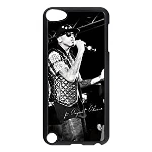 Beautiful Customized iPod 5 Case Hard Plastic Material Cover Skin For iPod iTouch 5th -August Alsina
