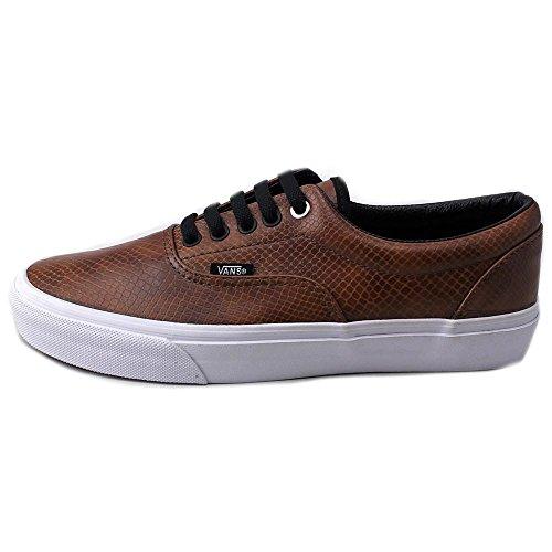Vans Era - Zapatillas de skate unisex (snake) black/brown