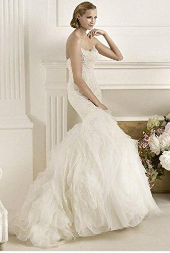 Pronovias duende wedding dress