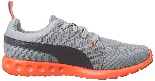 Runner Running Adulte Quarry Chaussures Puma Mixte Compétition Carson Gris Asphalt de z5R7czWIUq
