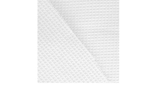 Perles & Co Telaen Forma Hexagonal en ambas Caras de algodón Oeko-Tex - Blanco x10cm: Amazon.es: Juguetes y juegos