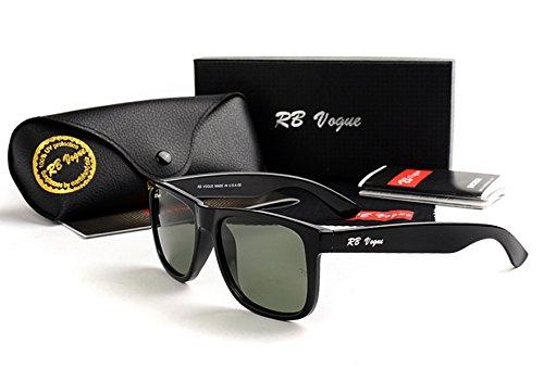 RB Vogue 4165 Black Frame Classic Green Lens Brand Women Fashion - Vogue Sunglasses Cheap