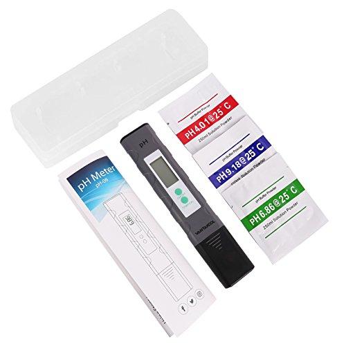Vantakool Digital Ph Meter Ph High Accuracy Pocket