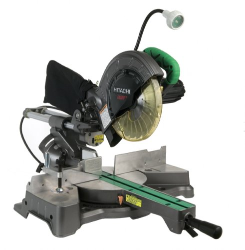 8.5 Sliding Compound Miter Saw with Laser and Light