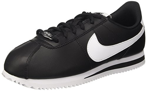 Nike Cortez Basic SL (Kids) Black/White