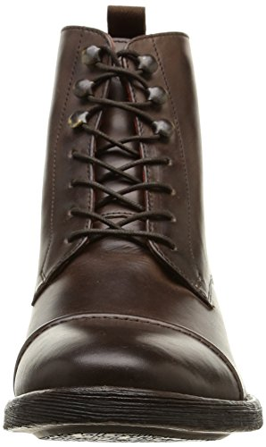 Base London Clapham, Stivale da Uomo Marrone (Burnished Cocoa 251)