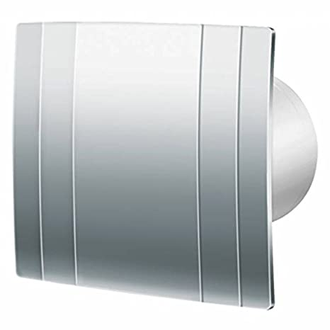 Aspiratore da Bagno - Blauberg Quatro Chrome 100: Amazon.it: Elettronica