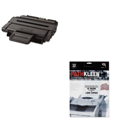 KITREARR1237SASMLTD209L - Value Kit - Samsung MLTD209L High-Yield Toner (SASMLTD209L) and Read Right PathKleen Printer Roller Cleaner Sheets (REARR1237)
