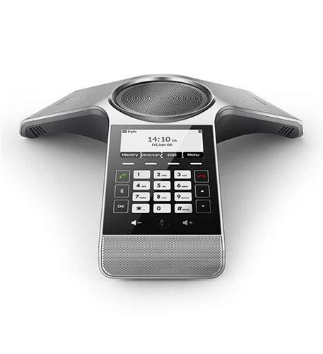 (Yealink CP930W-Base Conference DECT IP Phone and Base Station, 3.1-Inch Graphical Display. Battery-powered)