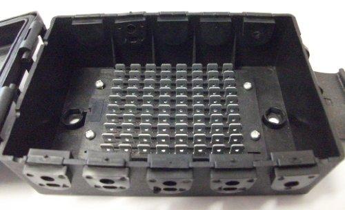 leisure MART LMX525 Trailer Wiring Block Supplied in Black: Amazon.co.uk: Car \u0026 Motorbike & leisure MART LMX525 Trailer Wiring Block Supplied in Black: Amazon ...