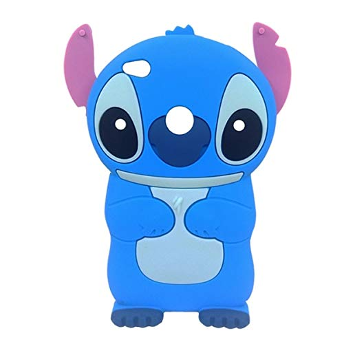 Fitted Cases - for Fundas Huawey P8 Lyte 2017 P9 Lyte 2017 3D Silicone Cute Cover Soft Phone Case for Huawey Honor8 Lyte (Stitch, P9 Lite 2017)