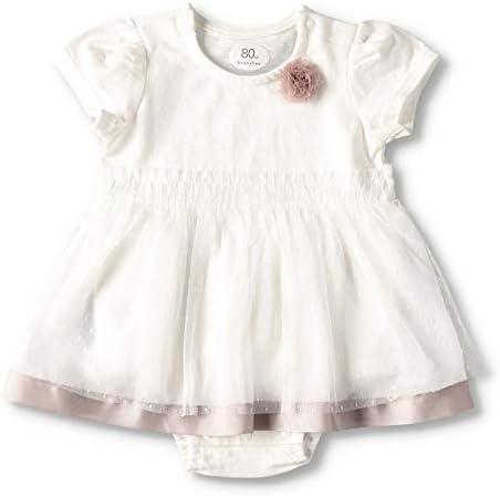 [ブランシェス] チュール 半袖 カバーオール 女児 赤ちゃん ベビー