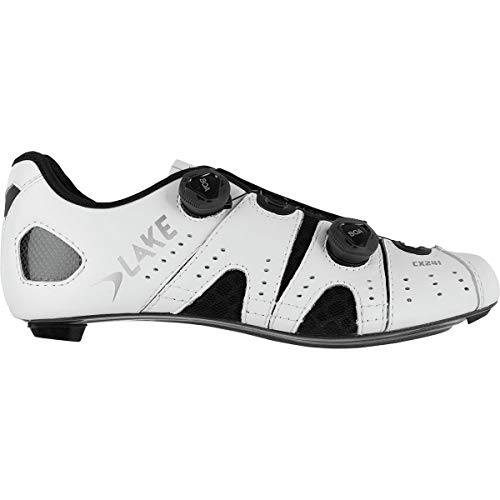 Lake CX 241 Cycling Shoe - Men's White, 45.0 -  3016702