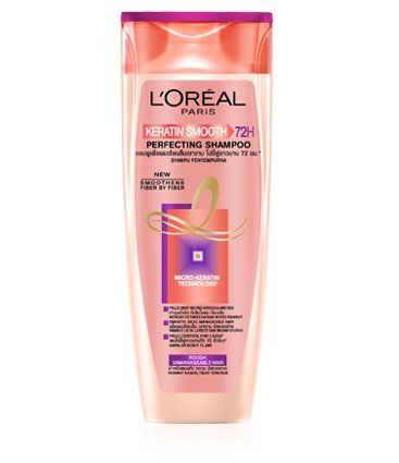 L'Or?al Paris Keratin Smooth Perfecting Shampoo 170ml