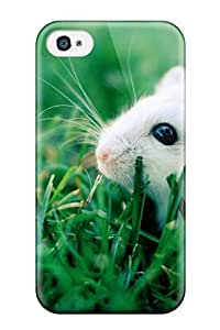 Awesome Rodent Flip Case With Fashion Design For Iphone 4/4s