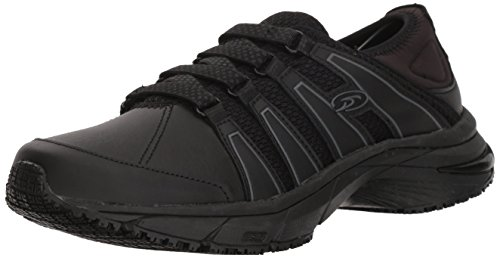 Leather Women's Expedite Black Scholl's Dr Oxford 5wq4R0X