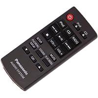 Panasonic Remote Control: SC-HC37, SC-HC57, SA-HC37, SA-HC57, SCHC37, SCHC57, SAHC37, SAHC57