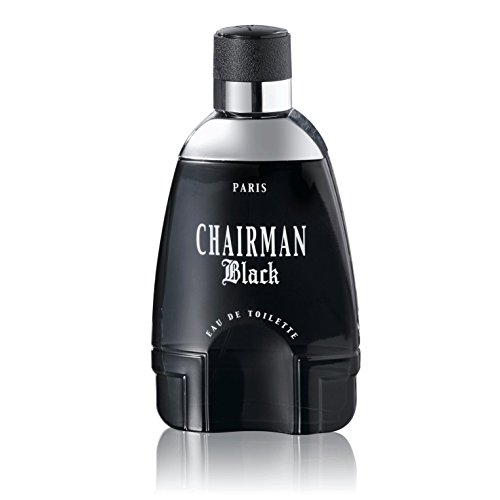 CHAIRMAN BLACK BY YVES DE SISTELLE COLOGNE FOR MEN 3.3 OZ 100 ML EAU DE TOILETTE SPRAY
