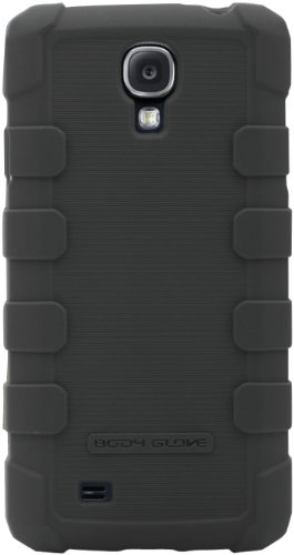 (Body Glove 9346101 DropSuit Rugged Case for Samsung Galaxy S4 - Charcoal)