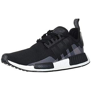 adidas Originals mens Nmd_r1 Shoe, Core Black/Core Black/Vapour Pink, 4.5 US