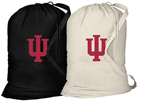 Broad Bay Indiana University Laundry Bag -2 Pc Set- IU Clothes Bags